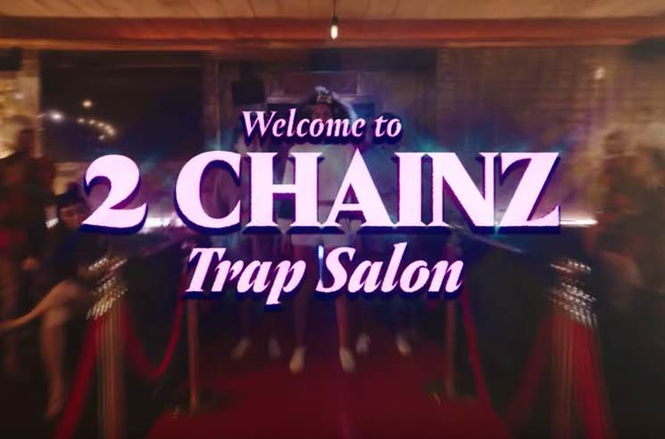 "​2 Chainz and Ty Dolla $ign Open Up a Fancy Salon in ""Girl's Best Friend"" Video"