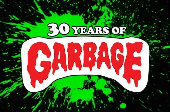 30 Years of Garbage Trailer