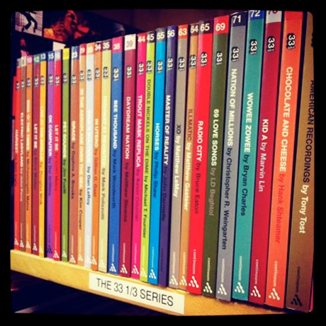 33 1/3 Book Series Lines Up New Volumes on J Dilla, Kanye West, Devo, Serge Gainsbourg, Aphex Twin