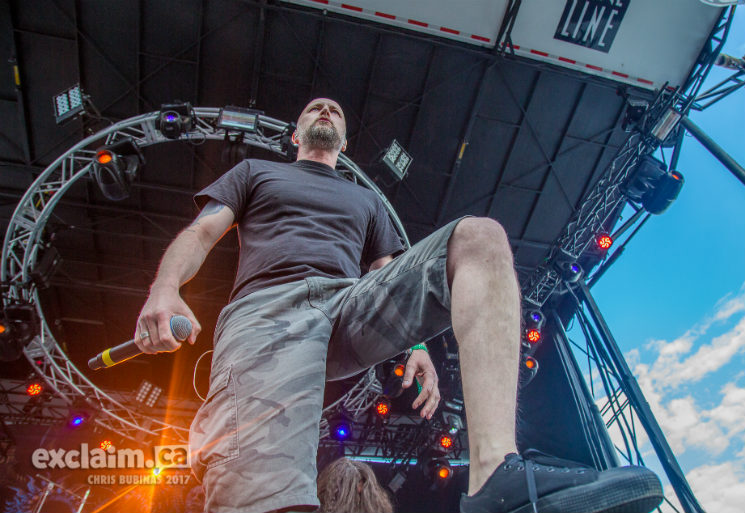 Meshuggah Unveil North American Tour with Code Orange and Toothgrinder
