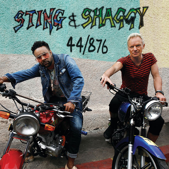 "Sting & Shaggy ""Morning Is Coming"""