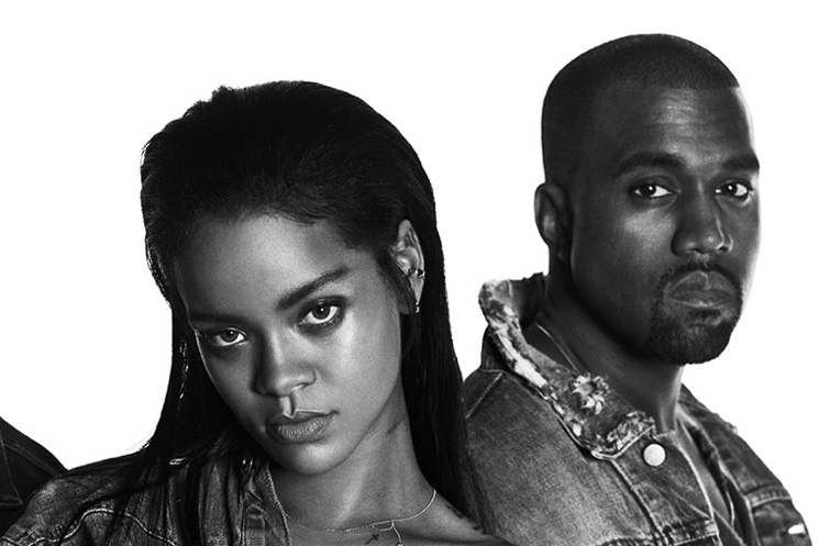 Kanye West to Executive Produce Rihanna's New Album