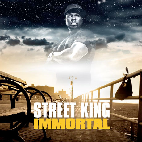 50 Cent Enlists Chris Brown, Ne-Yo, Eminem to 'Street King Immortal'