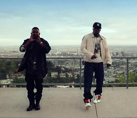 "50 Cent ""We Up"" (ft. Kendrick Lamar) (video)"