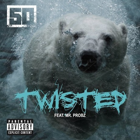 """50 Cent """"Twisted"""" (ft. Mr. Probz)"""