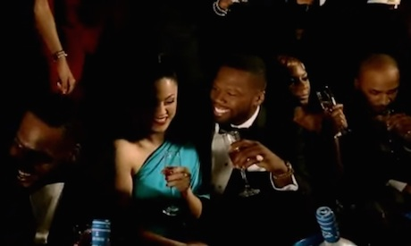 50 Cent 'Twisted' (ft. Mr. Probz) (video)