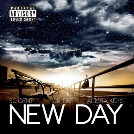"50 Cent ""New Day"" (ft. Dr. Dre and Alicia Keys)"