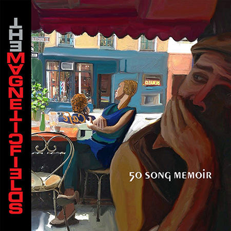 The Magnetic Fields 50 Song Memoir
