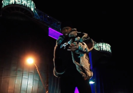 "50 Cent ""Hold On"" (video)"