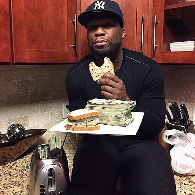 50 Cent Just Remembered He Has $8 Million in Bitcoin