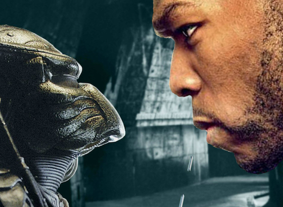 50 Cent Says He's Starring in the Next 'Predator' Movie