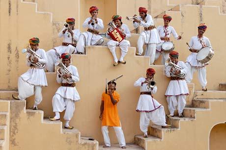 Jaipur Kawa Brass Band Dance of the Cobra