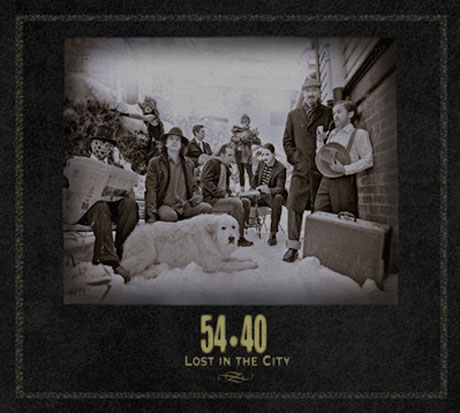 54-40 Get 'Lost in the City' on New Album, Plot 30th Anniversary Tour