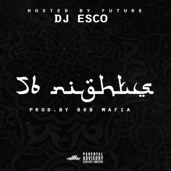 Future '56 Nights' (mixtape)