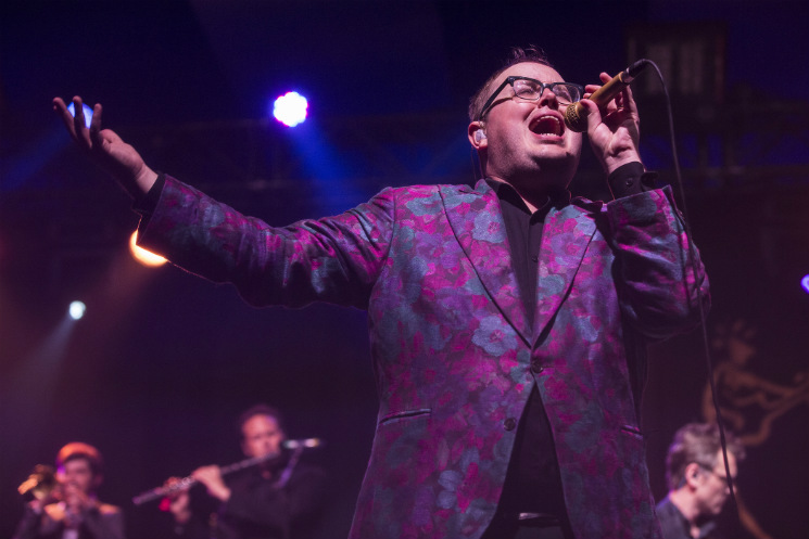 ​St. Paul and the Broken Bones Edmonton Folk Festival, Edmonton AB, August 13