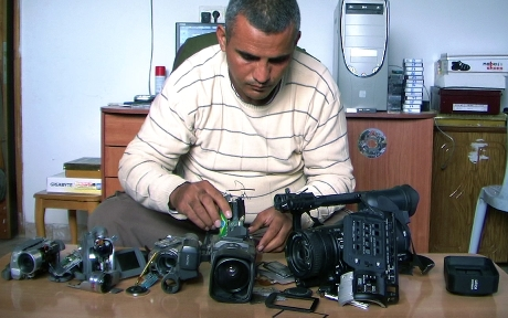5 Broken Cameras Emad Burnat & Guy Davidi