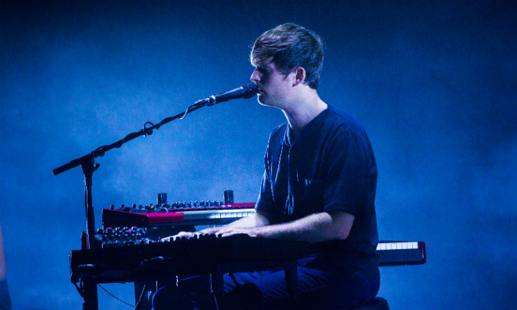 James Blake Massey Hall, Toronto ON, October 7