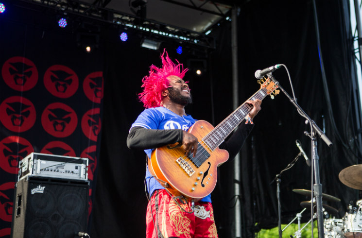 Thundercat Fort York, Toronto ON, June 4