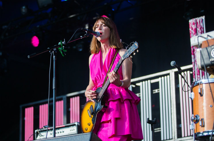 ​Feist Announces Toronto Show at Massey Hall