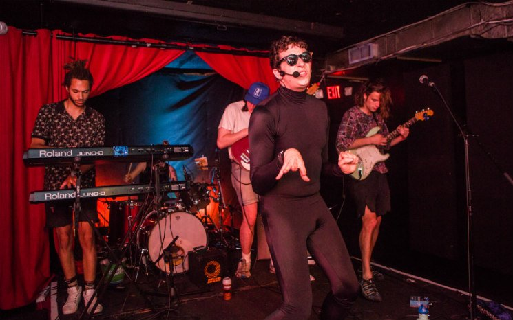 Jerry Paper The Smiling Buddha, Toronto ON, June 27