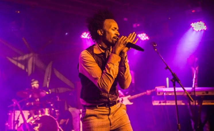 Fantastic Negrito Velvet Underground, Toronto ON, October 12