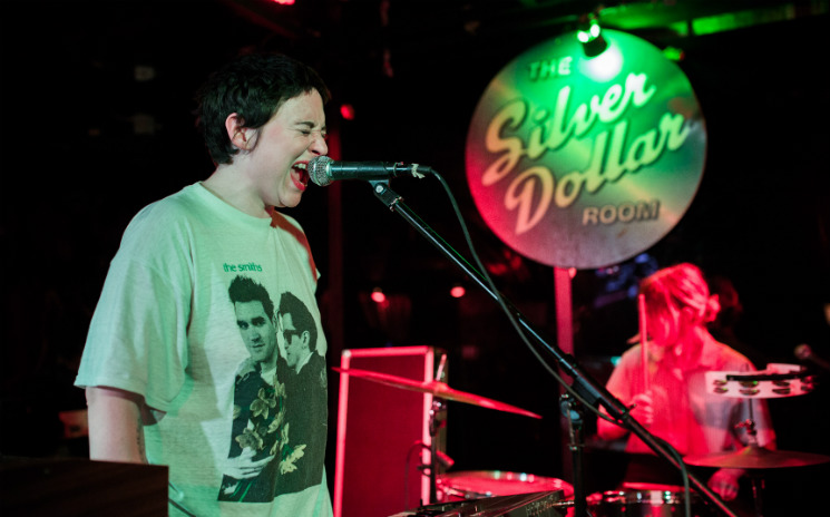 Allison Crutchfield and the Fizz / Vagabon The Silver Dollar, Toronto ON, April 5