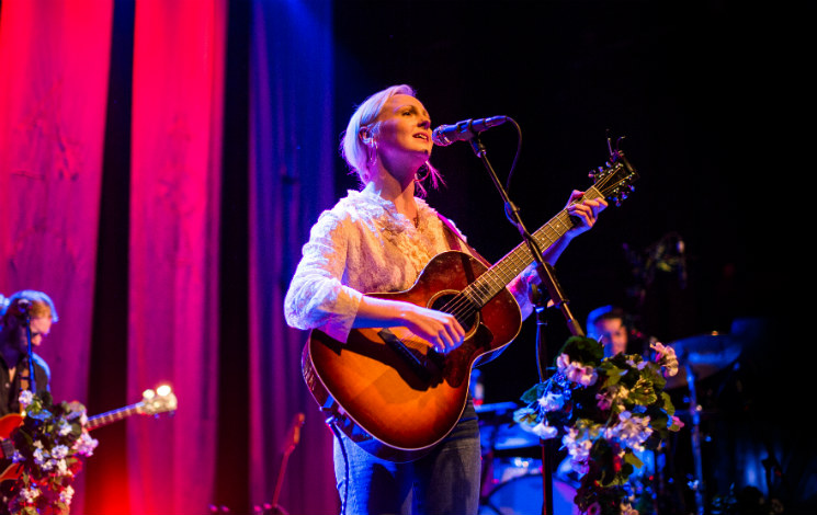 ​Laura Marling / Valley Queen Danforth Music Hall, Toronto ON, May 10