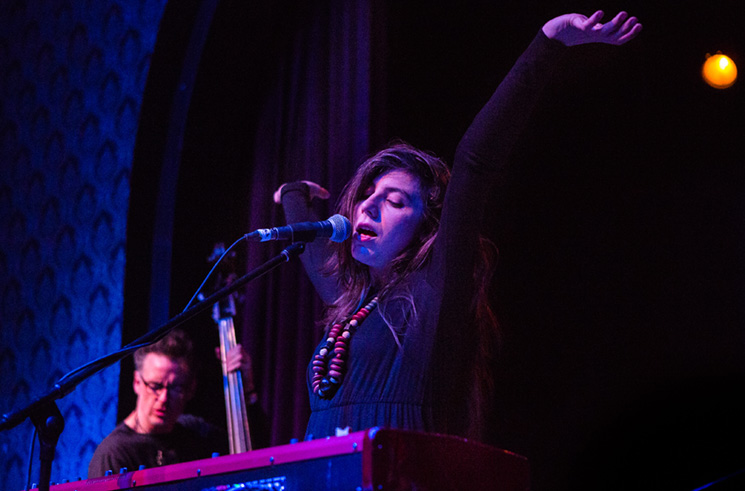 Julia Holter The Great Hall, Toronto ON, March 4