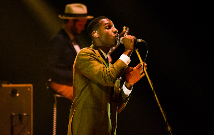 Leon Bridges  Massey Hall, Toronto ON, March 10