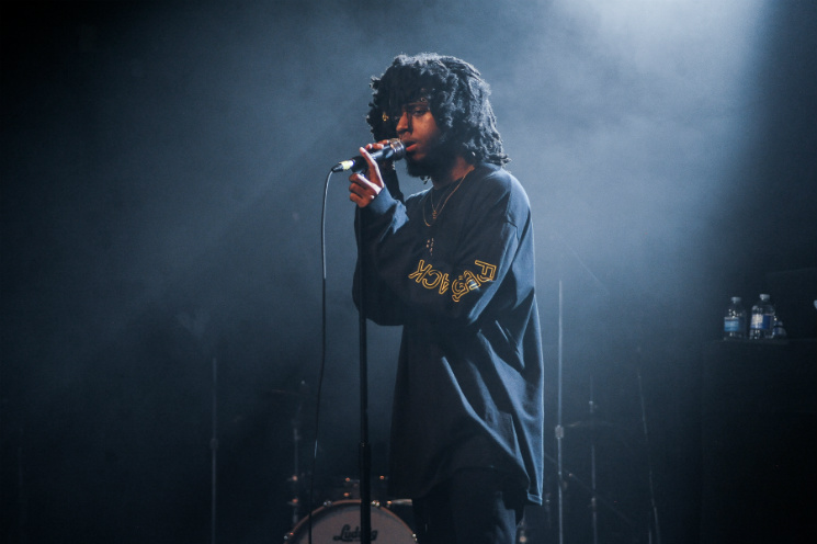 6lack / Dreezy Mod Club, Toronto ON, January 22