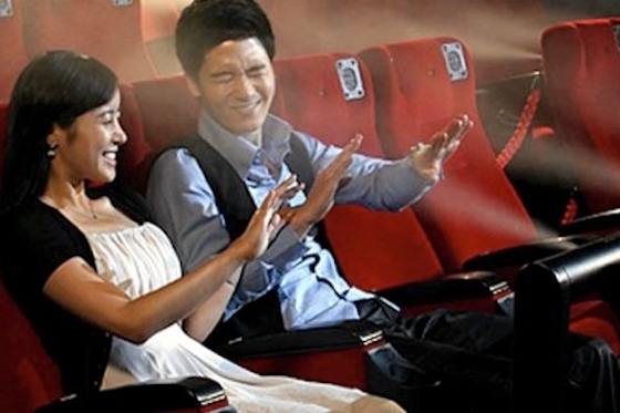Toronto Is Getting Canada's First 4DX Theatre