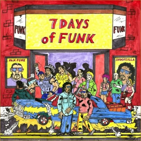 7 Days of Funk '7 Days of Funk' (album stream)