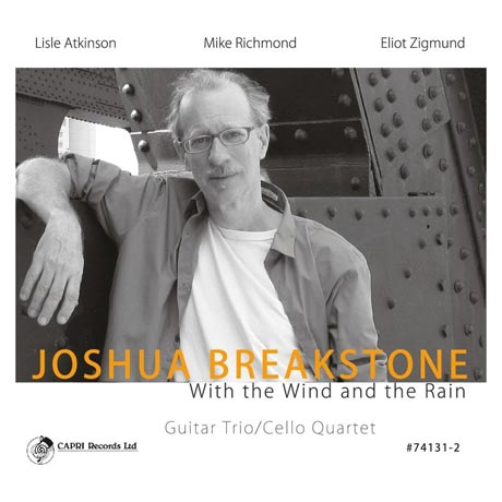 Joshua Breakstone With the Wind and the Rain