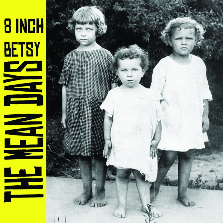8 Inch Betsy's 'The Mean Days' Is a Vital Expression of Community-Building