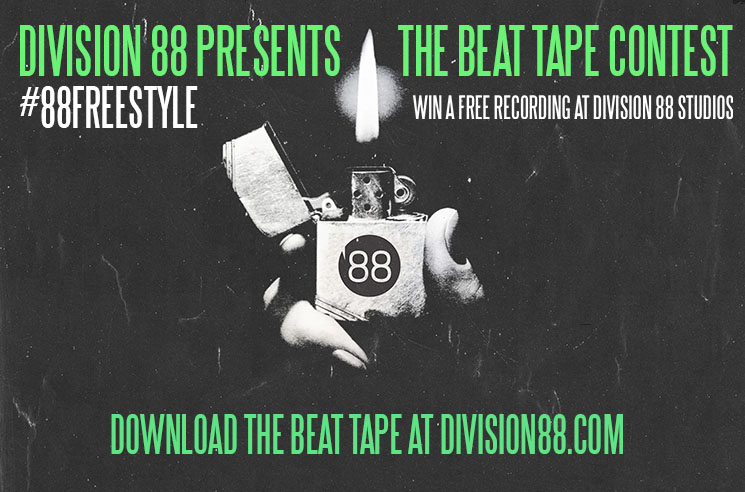 Toronto Label Division 88 Launches Freestyle Contest