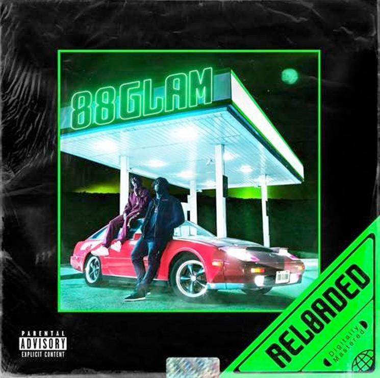 88GLAM Sign to XO, Release '88GLAM Reloaded'