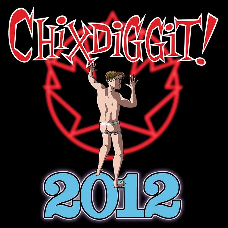 Chixdiggit '2012' (EP stream)