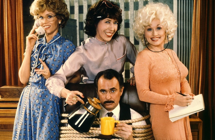 Jane Fonda Says '9 to 5' Is Getting a Sequel with Its Original Cast