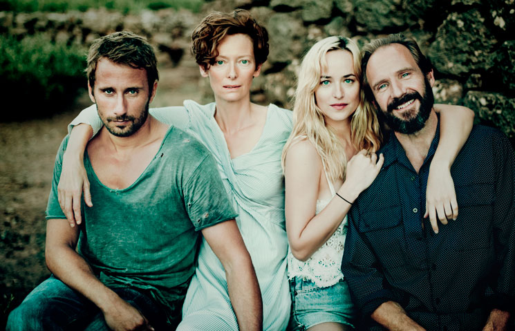 A Bigger Splash Directed by Luca Guadagnino