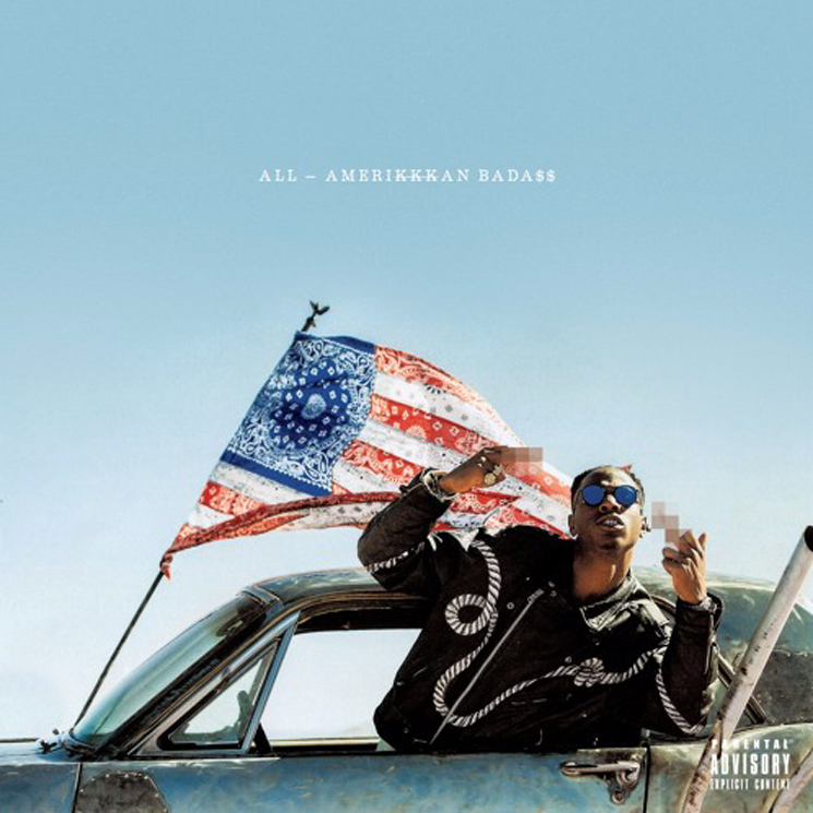 Joey Bada$$ 'ALL-AMERIKKKAN BADA$$' (album stream)