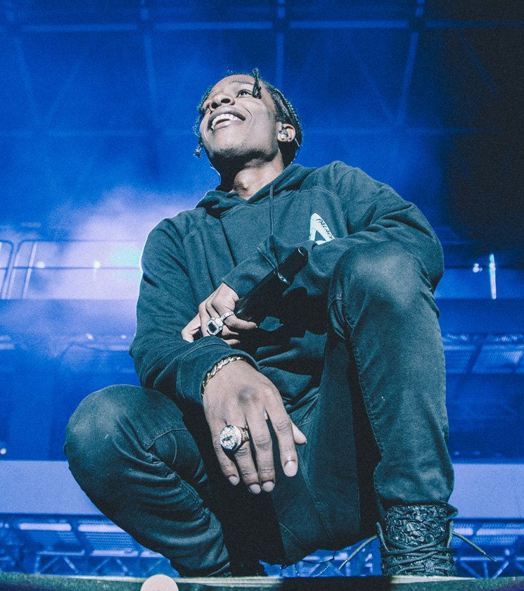 ​A$AP Rocky / Tyler, The Creator / Danny Brown / Vince Staples Echo Beach, Toronto ON, September 25