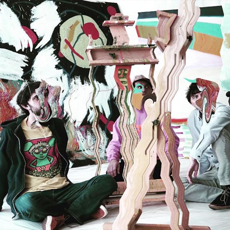 ​Hear Animal Collective's Unused 'Red Dead Redemption' Song from 2010