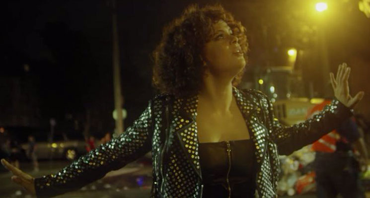 Arcade Fire 'Electric Blue' (video)