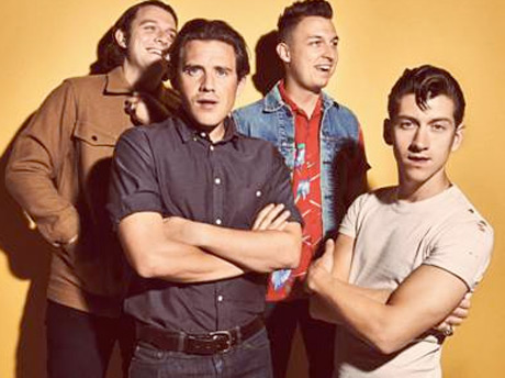 Arctic Monkeys Announce More Tour Dates, Play Toronto