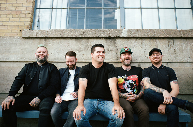 Alexisonfire Are Playing the Calgary Stampede