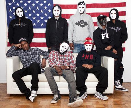 A$AP Mob Live. Long. Pro$per.