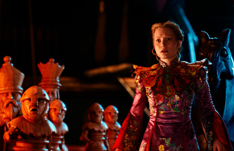 Alice Through the Looking Glass Directed by James Bobin