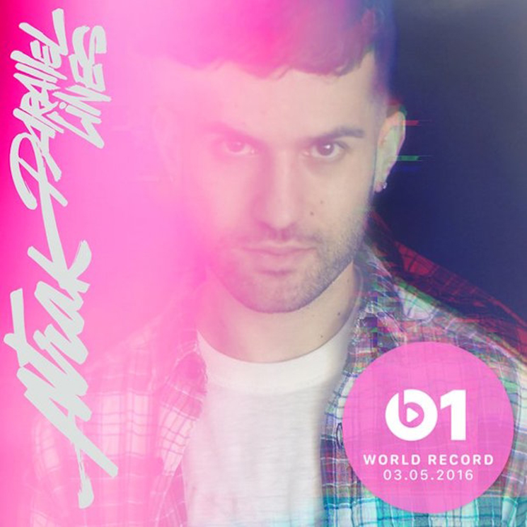"A-Trak ""Parallel Lines"" (ft. Phantogram)"