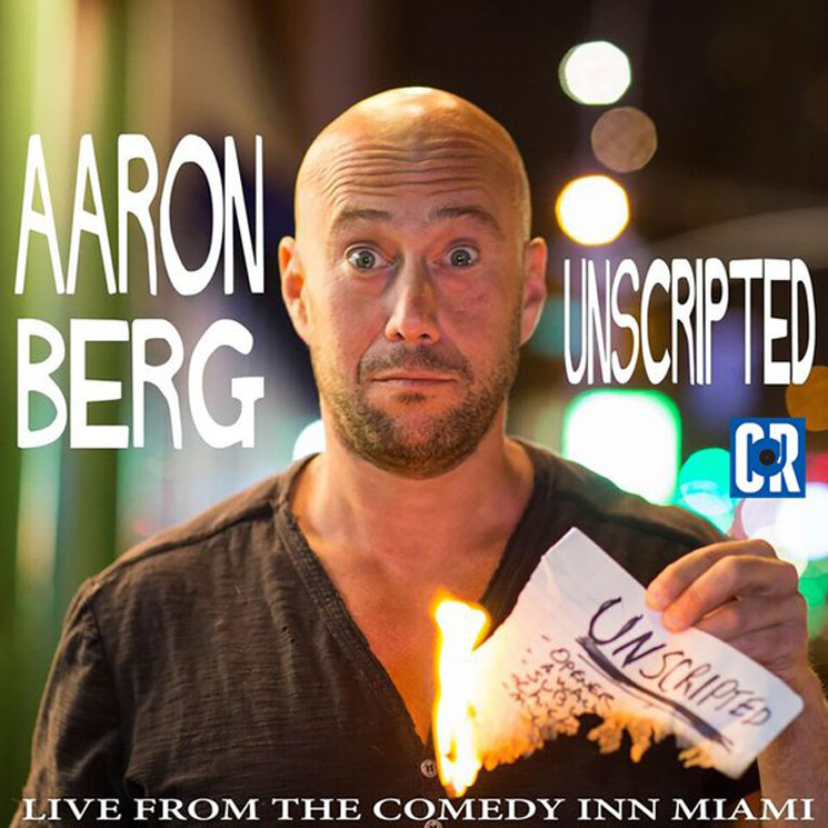 Aaron Berg Unscripted