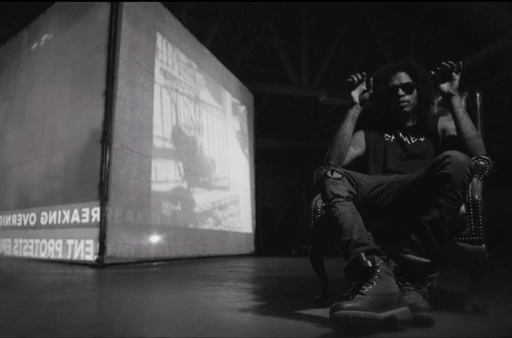 Ab-Soul 'Huey Knew' (video)